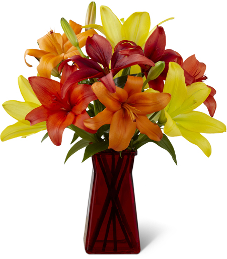 The Happy Thoughts Bouquet