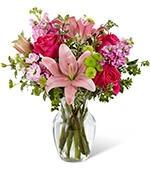 Pink Posh Bouquet